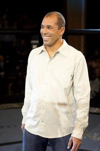 UFC Hall of Famer Royce Gracie