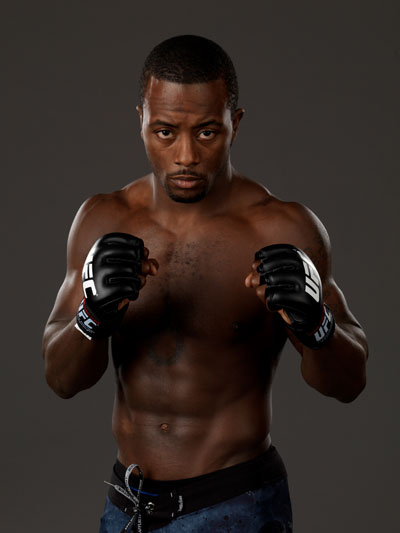 Strikeforce welterweight Jason High