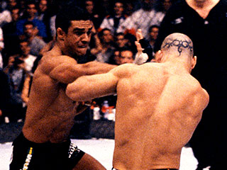 Vitor Belfort vs. Wanderlei Silva