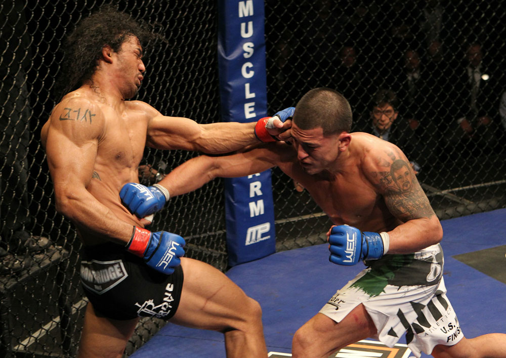 Anthony Pettis vs. Benson Henderson