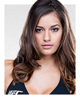 Chrissy Blair - Offciial UFC® Octagon Girl Profile Profile
