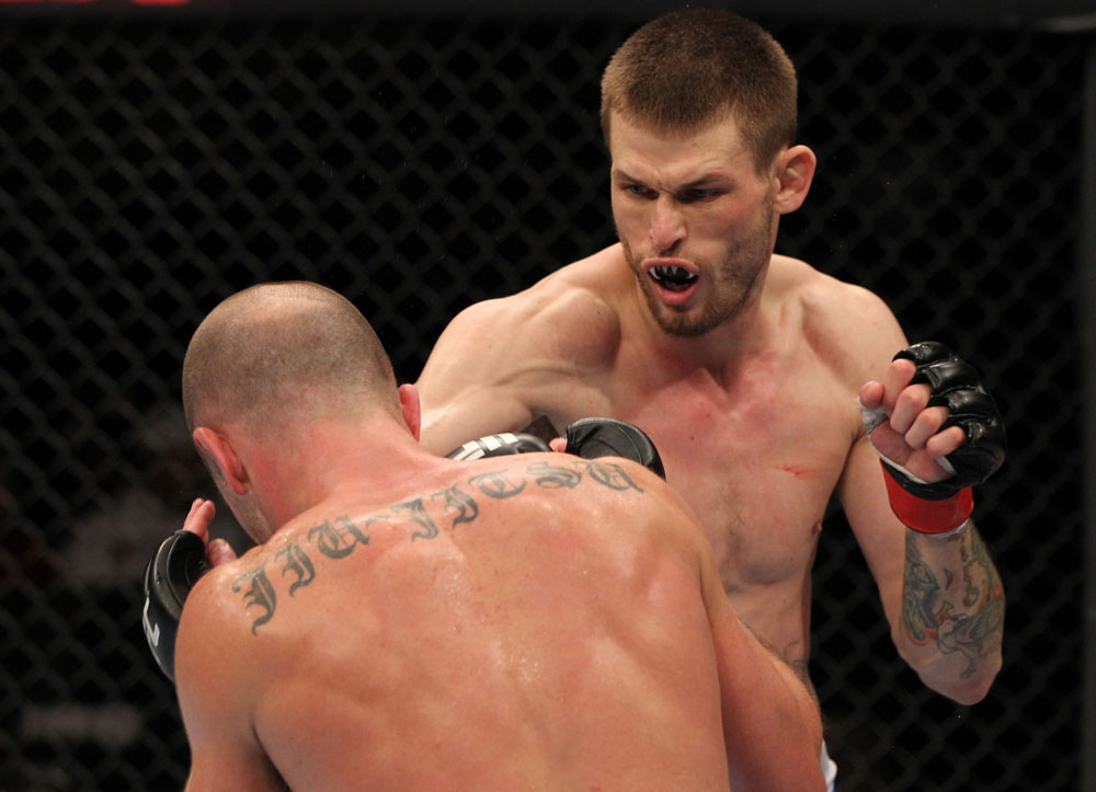 UFC lightweight Tim Means