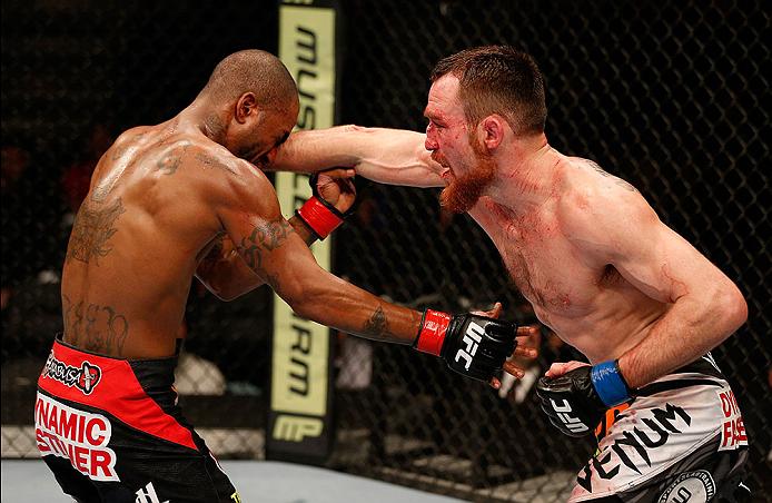 UFC lightweight Pat Healy