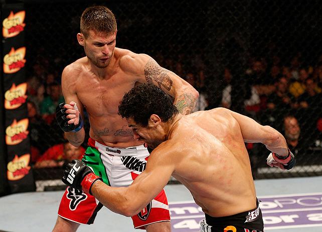 UFC welterweight Tim Means