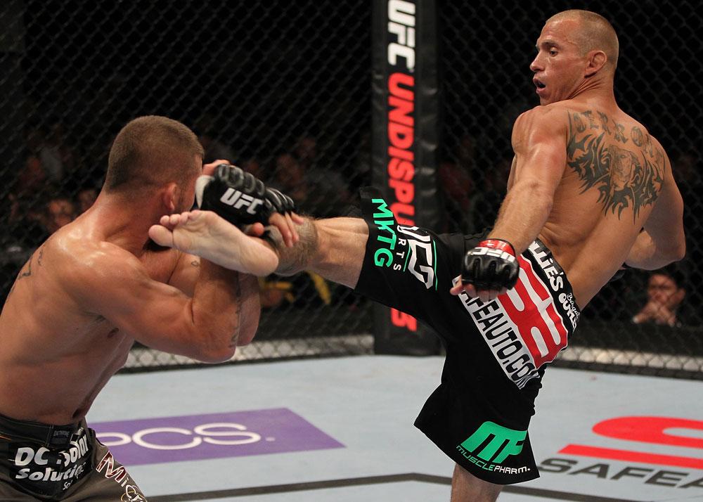 UFC lightweight Donald Cerrone
