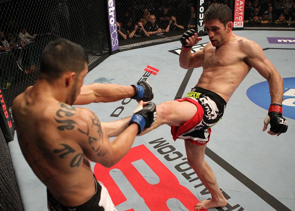 UFC welterweight Amir Sadollah
