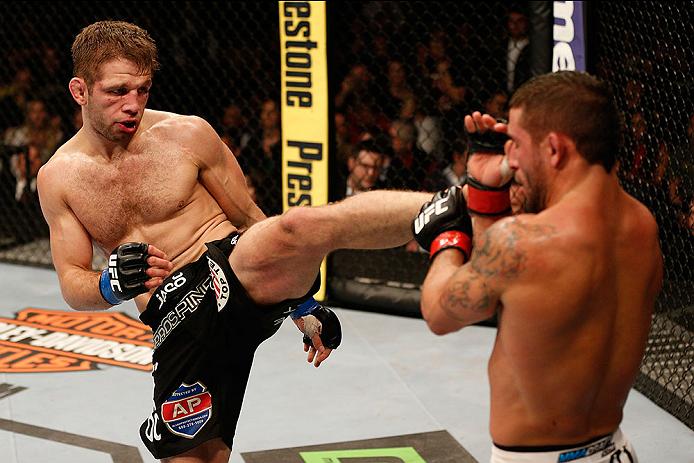 UFC featherweight <a href='../fighter/Nik-Lentz'>Nik Lentz</a>