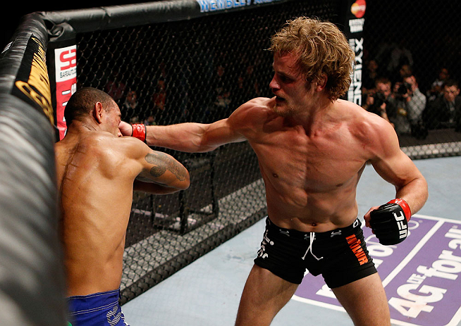 Gunnar Nelson: Adapt, React, Win