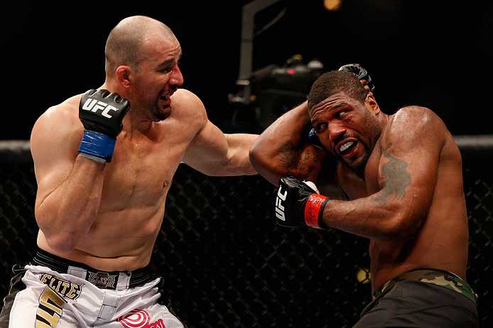 UFC light heavyweight Glover Teixeira