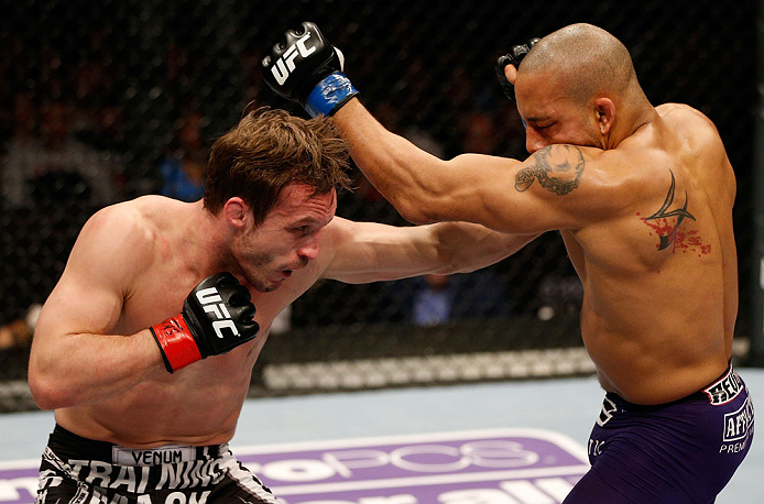 UFC flyweight Brad Pickett