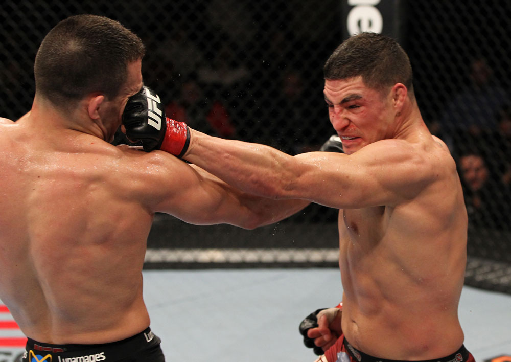 UFC lightweight Diego Sanchez