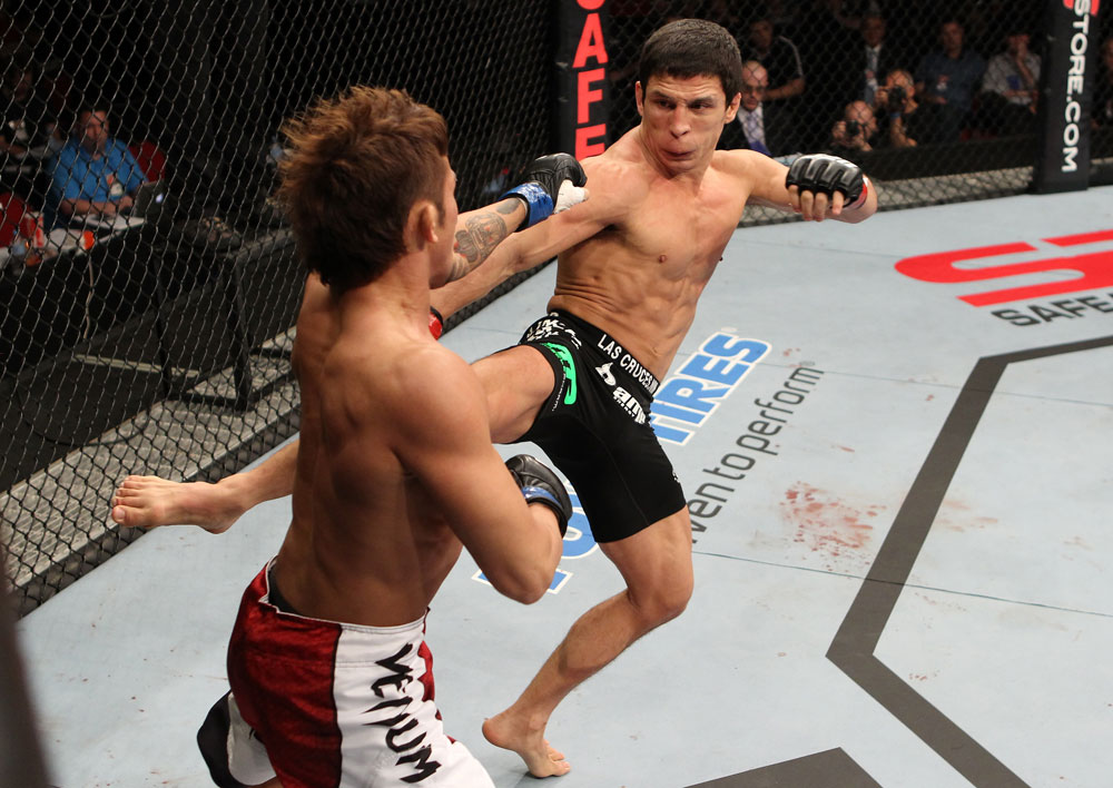 UFC flyweight Joseph Benavidez