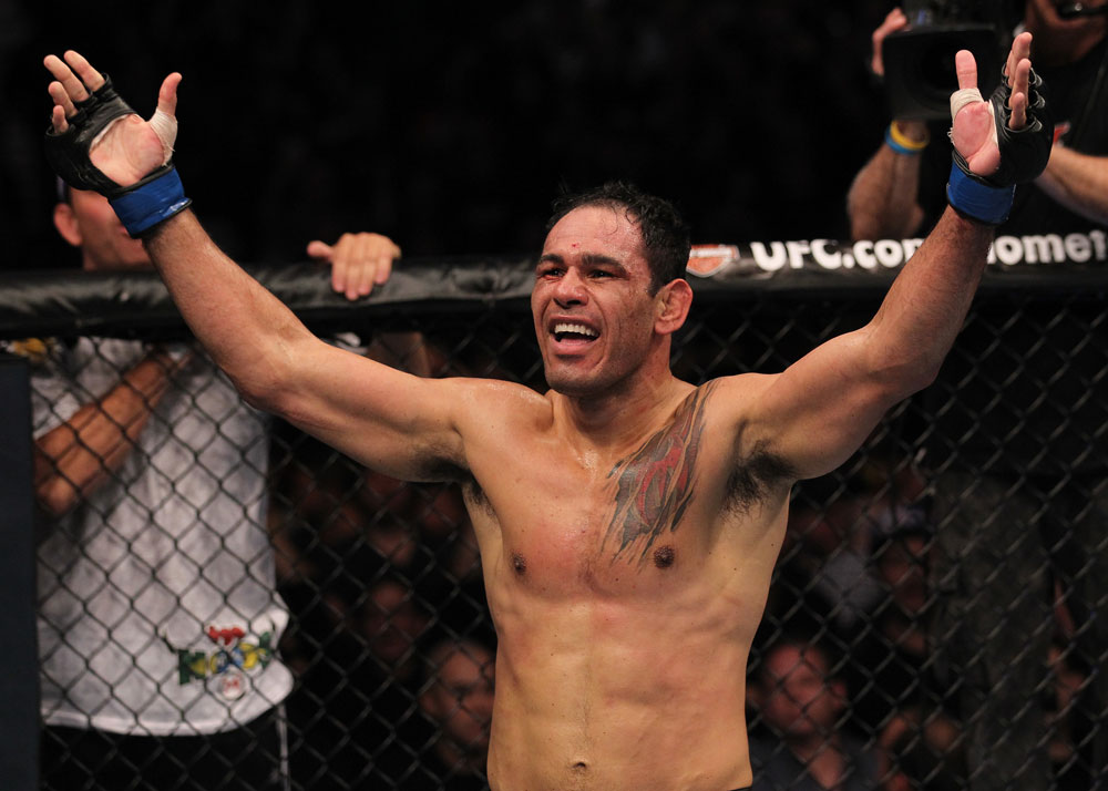 UFC light heavyweight Rogerio Nogueira