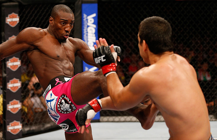 UFC light heavyweight Phil Davis