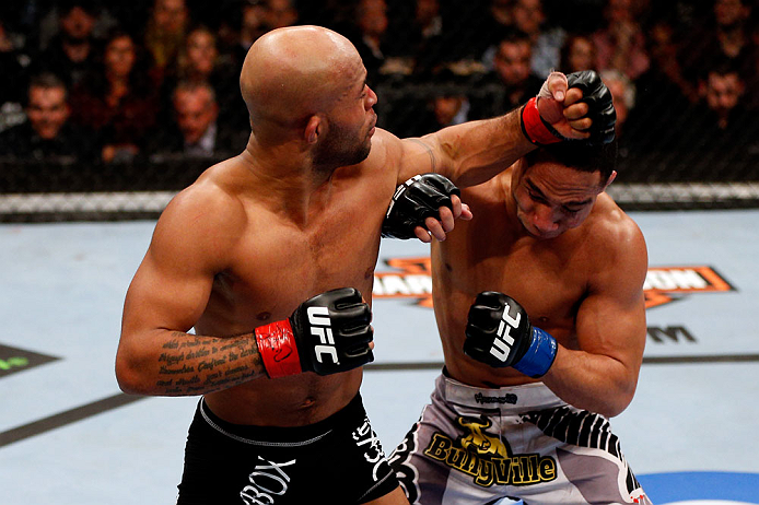 UFC on FOX 6 - Johnson vs. Dodson