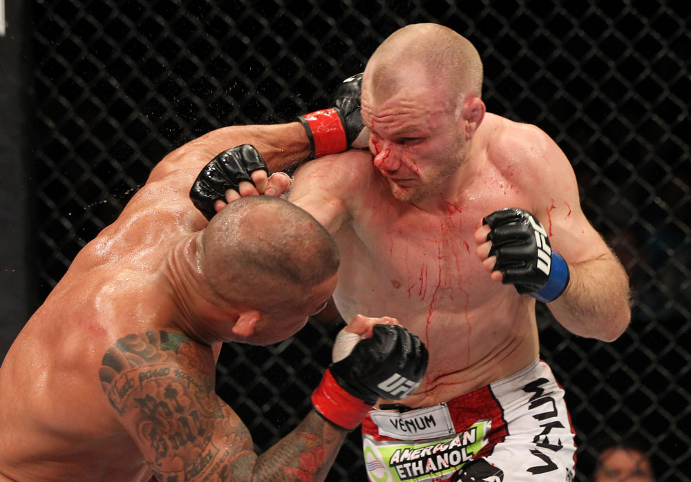 UFC welterweight Martin Kampmann