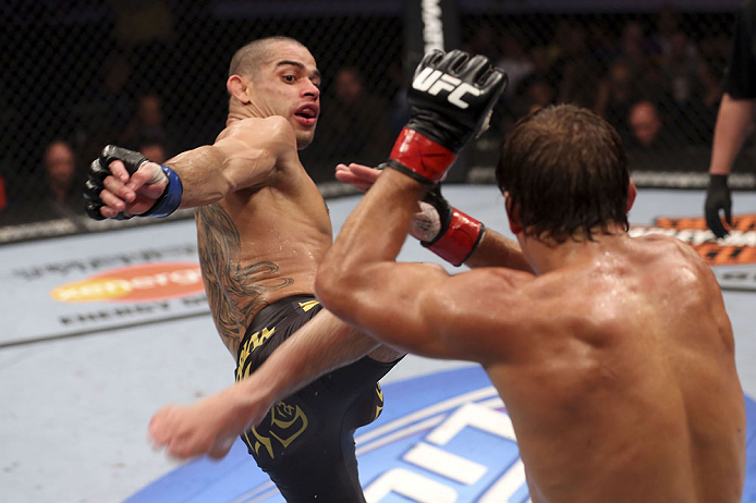 Interim <a href='../event/UFC-Silva-vs-Irvin'>UFC </a>bantamweight champion <a href='../fighter/Renan-Barao'>Renan Barao</a>
