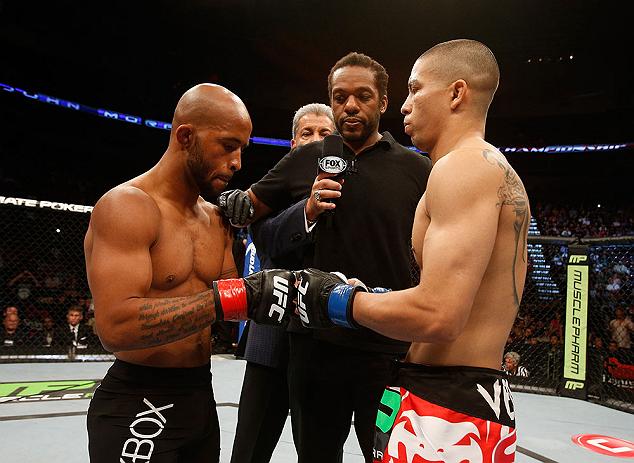 Moraga prepares to face Johnson