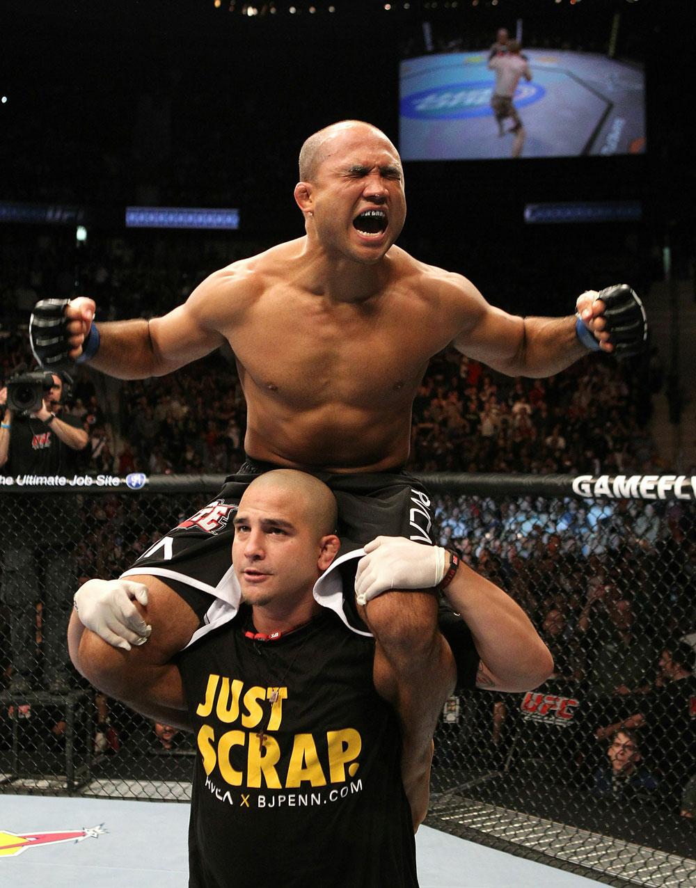 UFC 123: Auburn Hills, Michigan