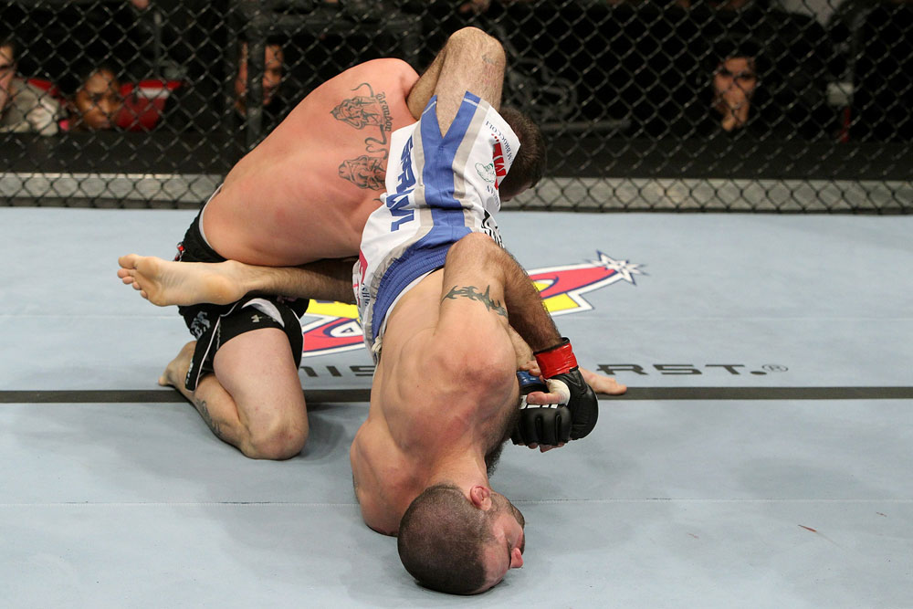 UFC 123: Brown vs. Foster