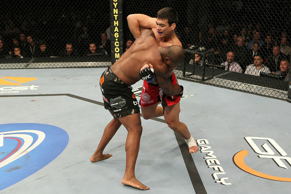 "UFC 123: Quinton ""Rampage"" Jackson vs. Lyoto ""The Dragon"" Machida"