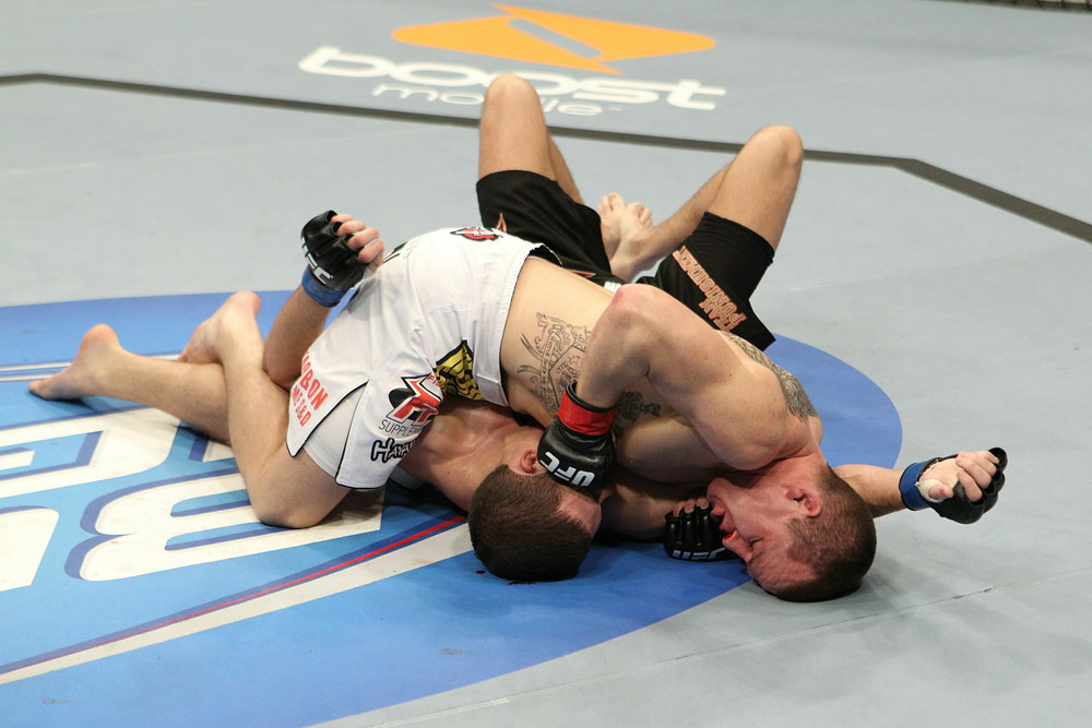 UFC 123: Paul Kelly vs. TJ O&#39;Brien