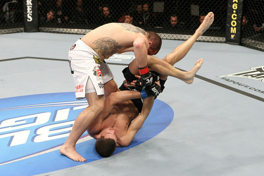 UFC 123: TJ O&#39;Brien vs. Paul Kelly