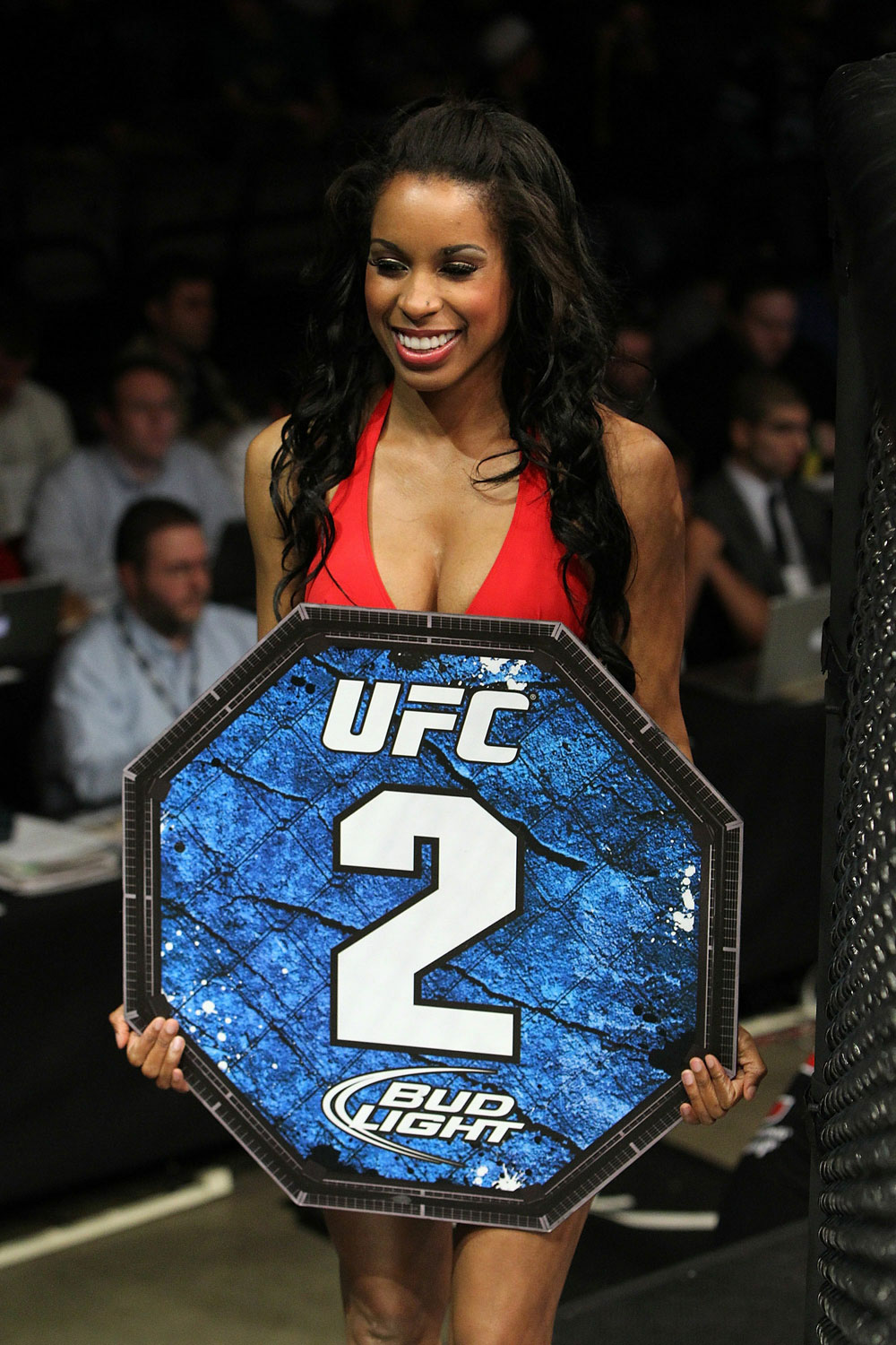 UFC 123: Chandella Powell