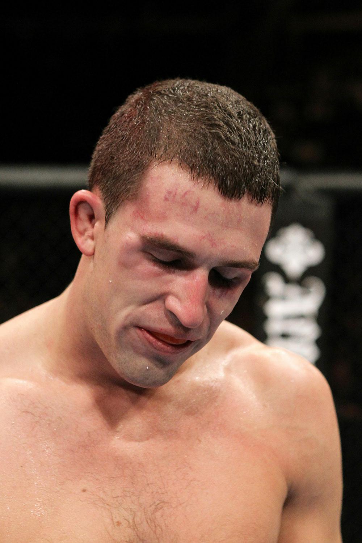 UFC 123: TJ O'Brien