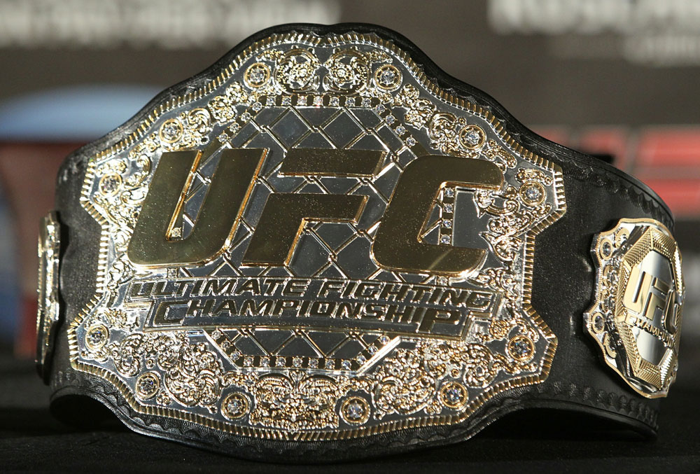 UFC 124 Press Conference: Welterweight belt