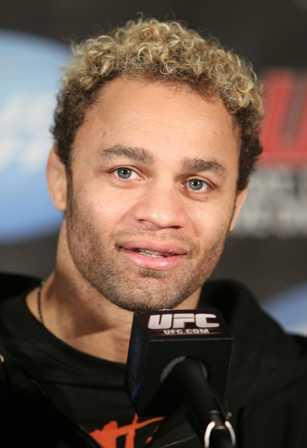 UFC 124 Press Conference: Josh Koscheck