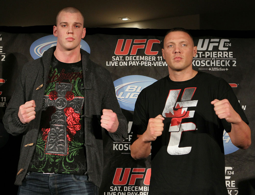 UFC 124 Press Conference: Struve vs. McCorkle