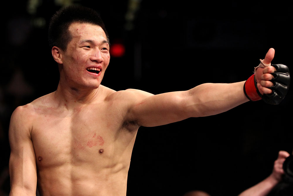 Korean Zombie to Face Aldo at UFC 163 After Pettis Injury