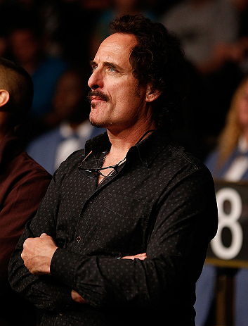 LAS VEGAS, NV - APRIL 13:   Actor Kim Coates in attendance at the Mandalay Bay Events Center  on April 13, 2013 in Las Vegas, Nevada.  (Photo by Josh Hedges/Zuffa LLC/Zuffa LLC via Getty Images)  *** Local Caption *** Kim Coates