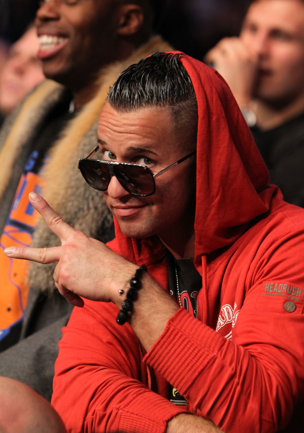 TORONTO, ON - DECEMBER 10:  Television personality &quot;The Situation&quot; Michael Sorrentino attends the UFC 140 event at Air Canada Centre on December 10, 2011 in Toronto, Ontario, Canada.  (Photo by Josh Hedges/Zuffa LLC/Zuffa LLC via Getty Images)