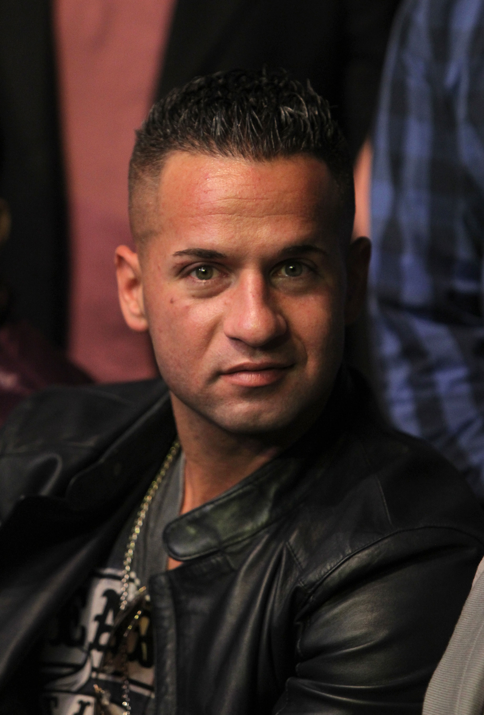"LAS VEGAS, NV - DECEMBER 30:  Mike ""The Situation"" Sorrentino in attendance during the UFC 141 event at the MGM Grand Garden Arena on December 30, 2011 in Las Vegas, Nevada.  (Photo by Josh Hedges/Zuffa LLC/Zuffa LLC via Getty Images) *** Local Caption *** Mike Sorrentino"