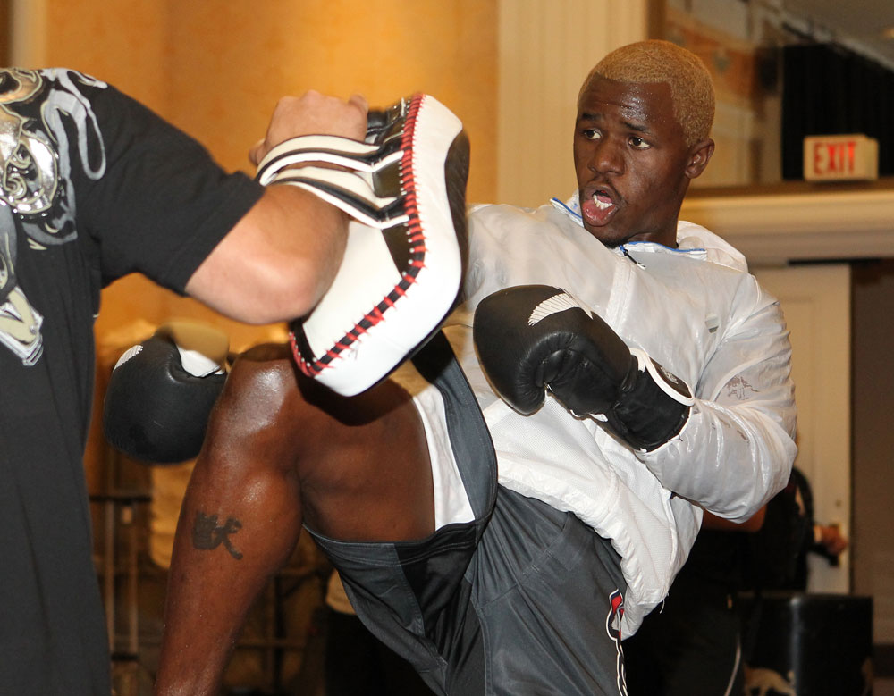 UFC 132 Open Workouts: Melvin Guillard