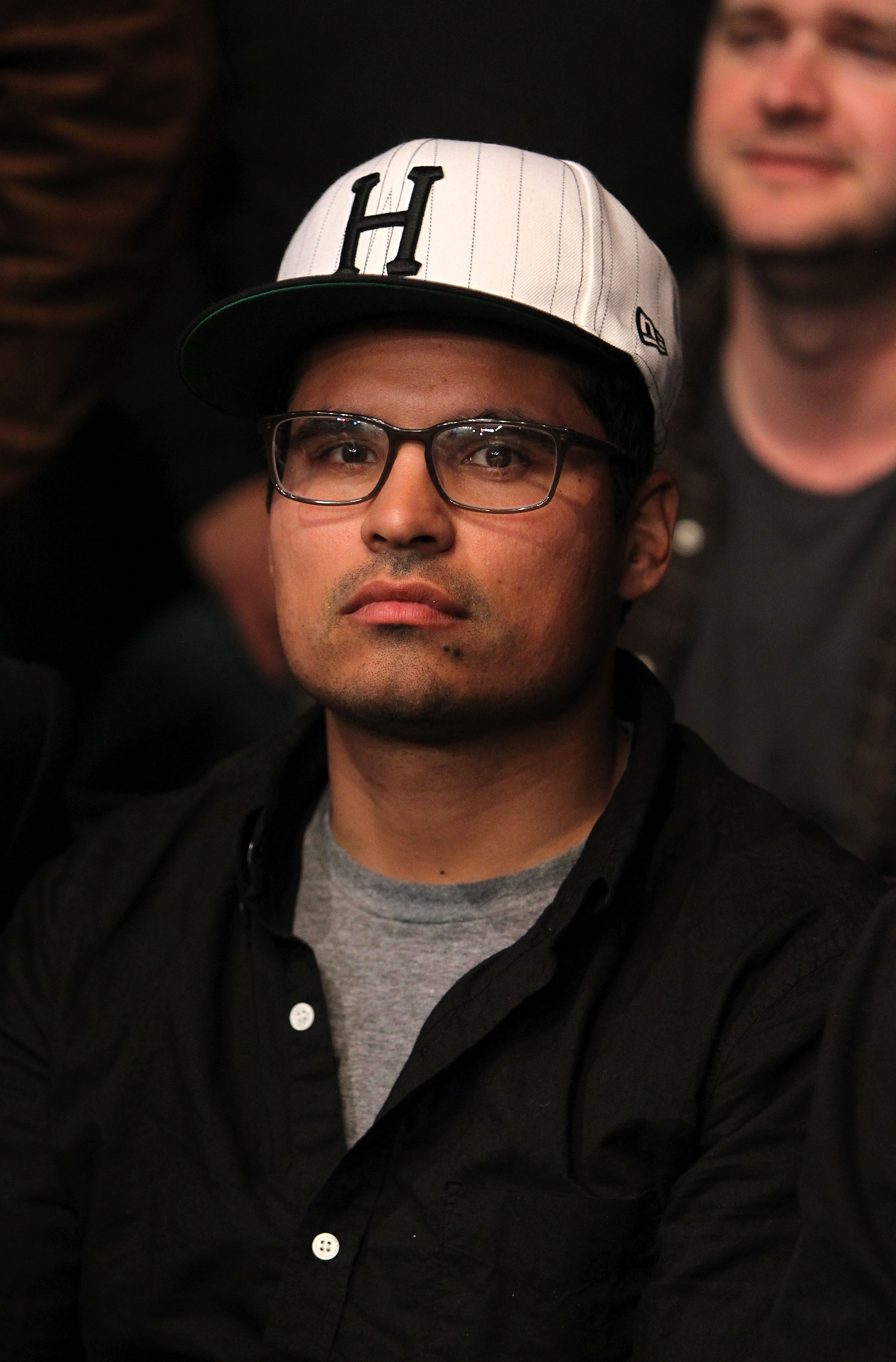 LAS VEGAS, NV - DECEMBER 30:  Michael Pena in attendance during the UFC 141 event at the MGM Grand Garden Arena on December 30, 2011 in Las Vegas, Nevada.  (Photo by Josh Hedges/Zuffa LLC/Zuffa LLC via Getty Images) *** Local Caption *** Michael Pena