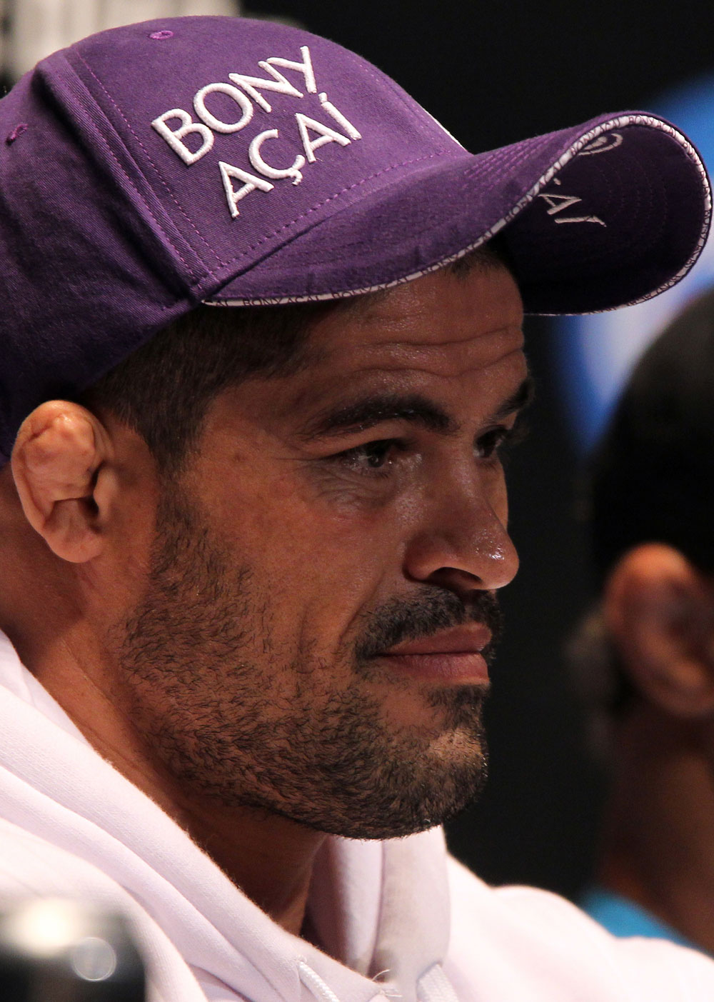 NEW YORK, NY - MAY 03:  Rousimar Palhares attends the UFC on FOX pre-fight press conference at Beacon Theatre on May 3, 2012 in New York City.  (Photo by Josh Hedges/Zuffa LLC/Zuffa LLC via Getty Images)