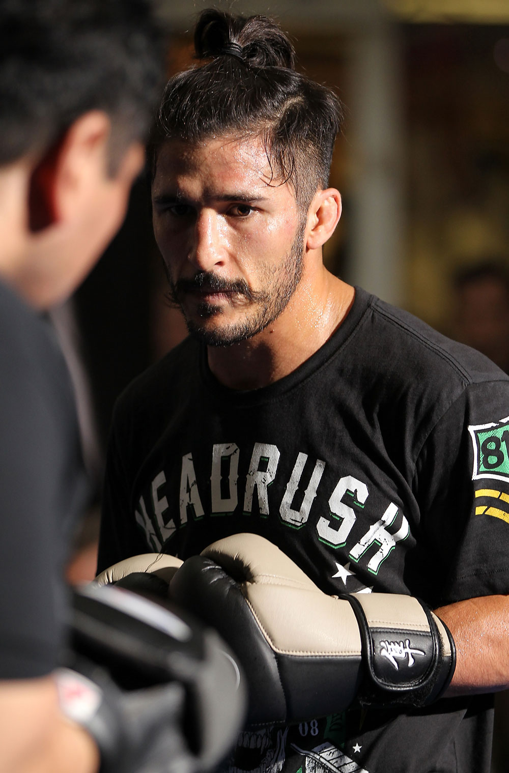 UFC flyweight Ian McCall
