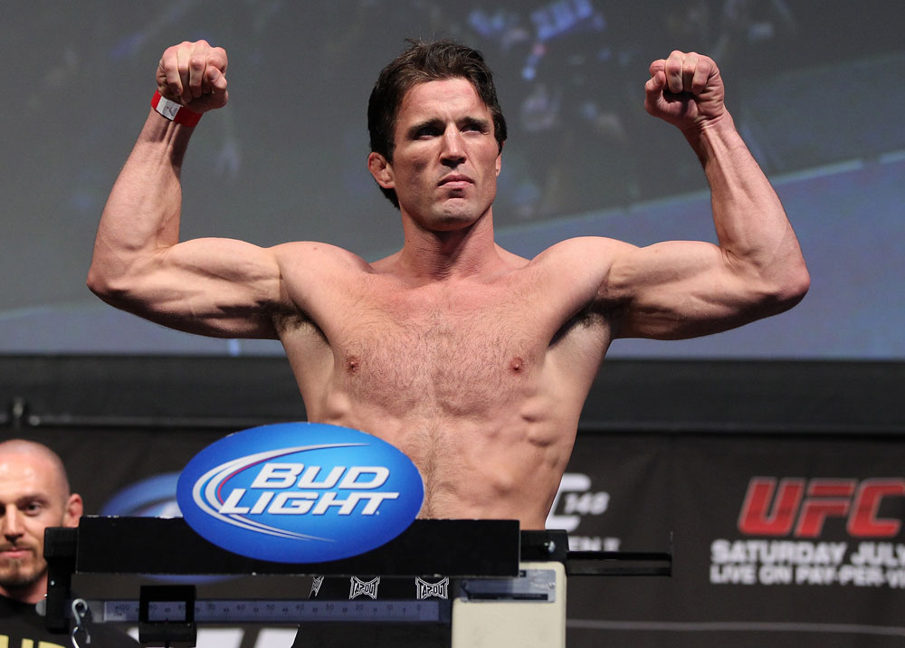 Can Sonnen Stop The Reign?
