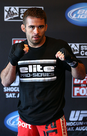UFC lightweight Jamie Varner