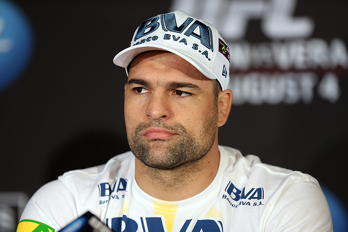 "UFC light heavyweight Mauricio ""Shogun"" Rua"