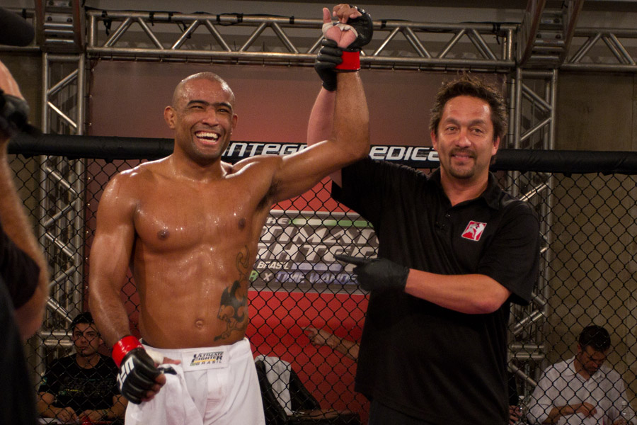 TUF Brazil finalist Sergio Moraes