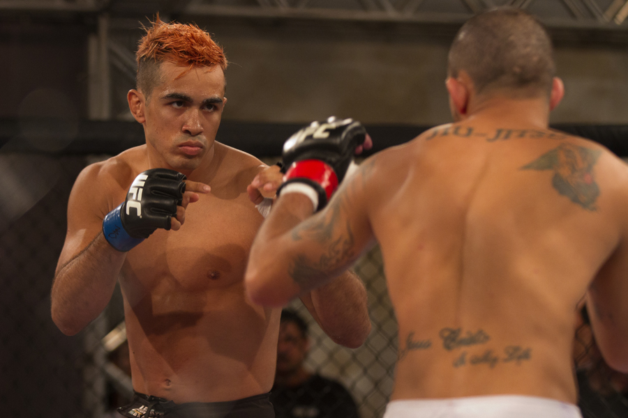 TUF Brazil finalist Godofredo Pepey