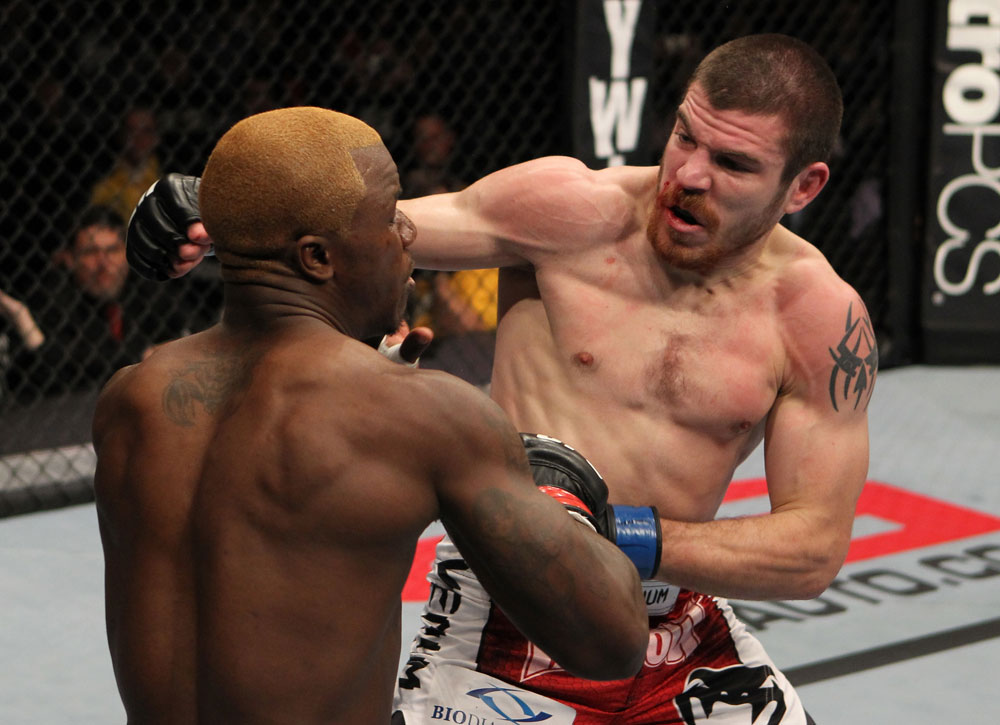 UFC lightweight Jim Miller