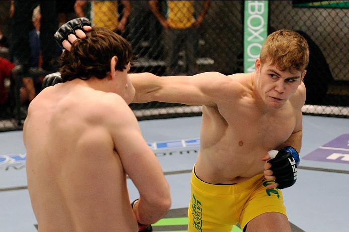 UFC lightweight Jake Matthews