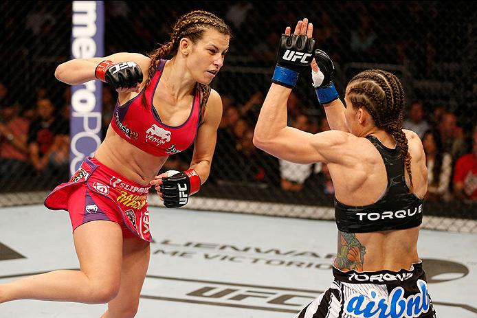 Miesha Tate Ready to Make UFC History