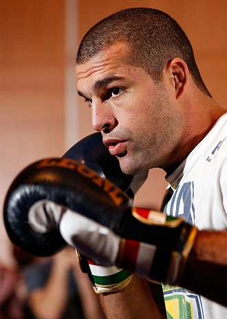 UFC light heavyweight Mauricio &quot;Shogun&quot; Rua