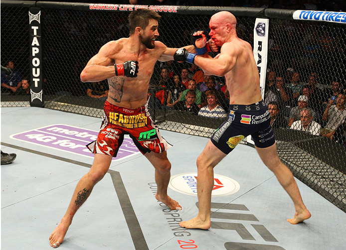 UFC Fight Night: Condit vs. Kampmann II